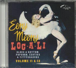 VARIOUS - Exotic Blues & Rhythm Vol 11 & 12