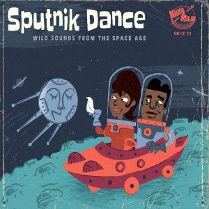 VARIOUS - Sputnik Dance