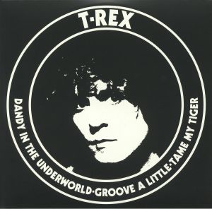 T REX - Dandy In The Underworld (reissue)