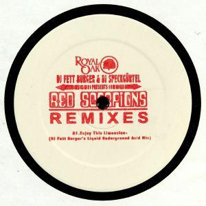 DJ FETT BURGER/DJ SPECKGURTEL - Red Scorpions: Remixes