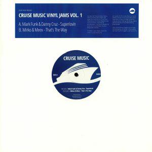 MARK FUNK/DANNY CRUZ/MIRKO & MEEX - Cruise Music Vinyl Jams Vol 1