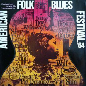 VARIOUS - American Folk & Blues Festival 1964