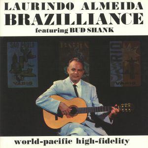 ALMEIDA, Laurindo/BUD SHANK QUARTET - Brazilliance