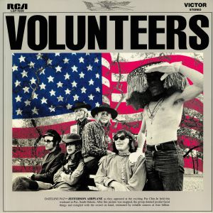 JEFFERSON AIRPLANE - Volunteers (remastered)