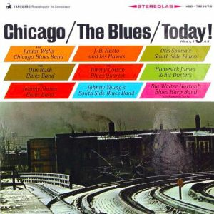 Various - Chicago/The Blues/Today!