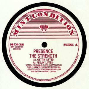 PRESENCE - The Strength
