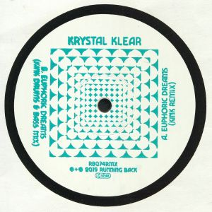 KRYSTAL KLEAR - Euphoric Dreams (Kink remixes)