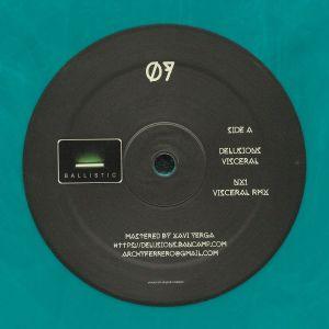 DELUSIONS - Visceral Remixes