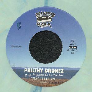 PHILTHY DRONEZ Y SU BRIGADA DE LA CUMBIA - Vamos A La Playa