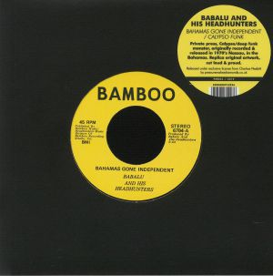 BABALU & HIS HEADHUNTERS - Bahamas Gone Independent