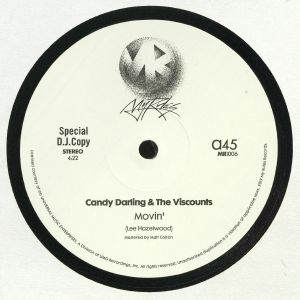 DARLING, Candy & THE VISCOUNTS - Movin'