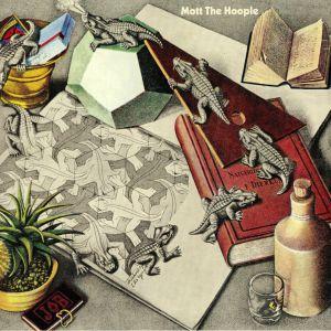 MOTT THE HOOPLE - Mott The Hoople (reissue)