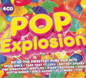 VARIOUS - Pop Explosion
