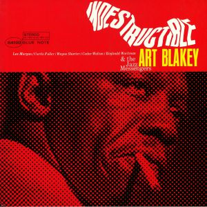 BLAKEY, Art/THE JAZZ MESSENGERS - Indestructible (reissue)