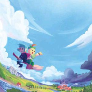 A SHELL IN THE PIT - Wandersong (Soundtrack)