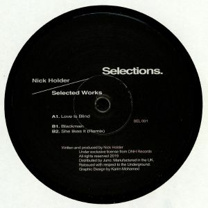 HOLDER, Nick - Selected Works