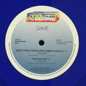 GAME - Gotta Take Your Love (remastered)