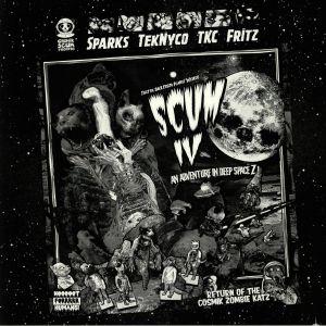 SPARKS/TEKNYCO/TKC/FRITZ - Scum IV
