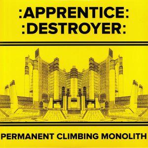 APPRENTICE DESTROYER - Permanent Climbing Monolith