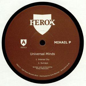 MIHAIL P - Universal Minds