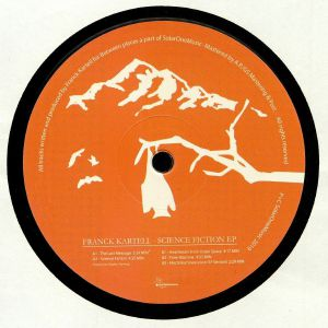 KARTELL, Franck - Science Fiction EP