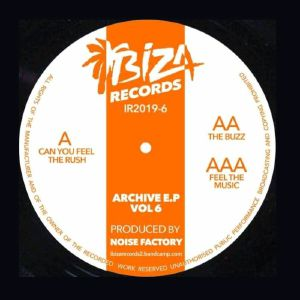NOISE FACTORY - Archive EP Vol 6
