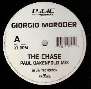 MORODER, Giorgio - The Chase (Nu Pilgrims Remix)
