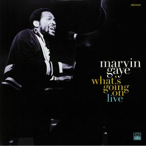 GAYE, Marvin - What's Going On Live