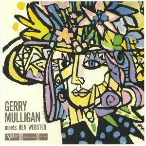 MULLIGAN, Gerry meets BEN WEBSTER - Gerry Mulligan Meets Ben Webster (reissue)