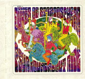 XTC as THE DUKES OF STRATOSPHEAR - Psurroundabout Ride