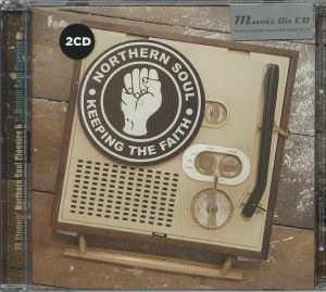 VARIOUS - Northern Soul: Keeping The Faith