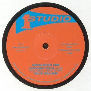 WILLIAMS, Willie - Armagideon Time (reissue)