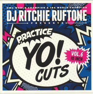 DJ RITCHIE RUFTONE - Practice Yo! Cuts Vol 6