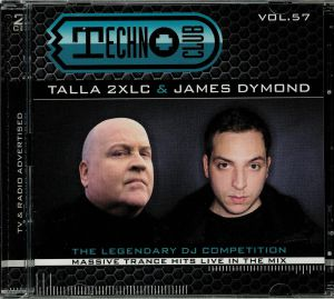 TALLA 2XLC/JAMES DYMOND/VARIOUS - Techno Club Vol 57