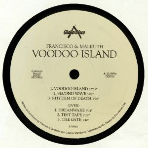 FRANCISCO/MALKUTH - Voodoo Island