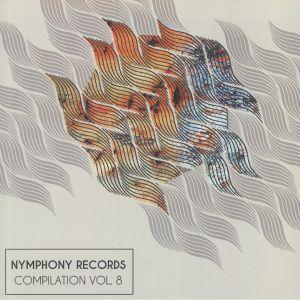 BOLTON/GOOF/DIRTY FEET/NACONDA/CAC' & WALT'/KENOBEAT - Nymphony Records Compilation Vol 8