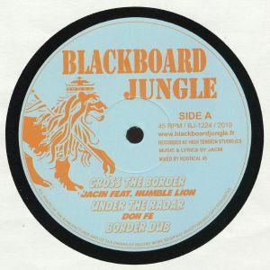 JACIN feat HUMBLE LION/DON FE - Cross The Border