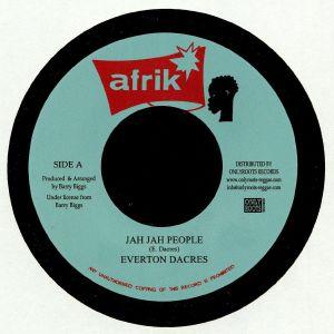 DACRES, Everton/STEROPHONICS - Jah Jah People