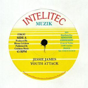 JAMES, Jessie - Youth Attack
