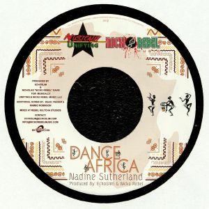 SUTHERLAND, Nadine/ECHOSLIM/NICKO REVEL/MR WILLIAMZ - Dance Africa