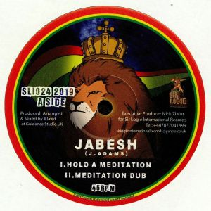 JABESH/I DAVID - Hold A Meditation