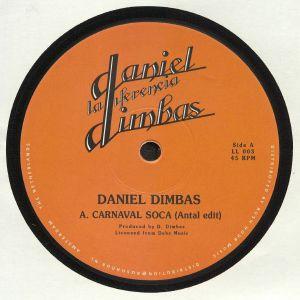 DIMBAS, Daniel/LA DIFERENCIA - LA DIFERENCIA ANTAL & PALMS TRAX EDITS