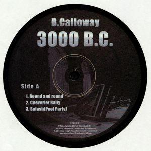 CALLOWAY, B - 3000 BC