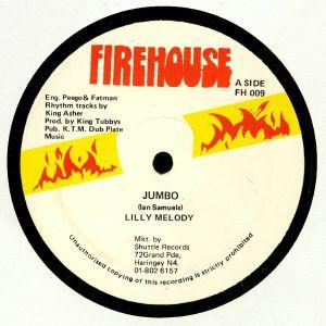 MELODY, Lilly /NORVAL HEADLEY/JOHN WAYNE - Jumbo