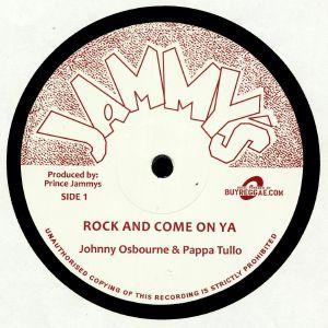 OSBOURNE, Johnny/PAPPA TULLO - Rock & Come On Ya