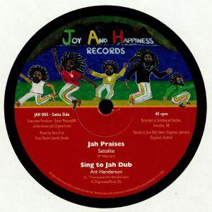 SATTALITE/ANT HENDERSON/BROTHER DAN - Jah Praises