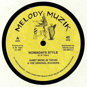 DAWIT MENELIK TAFARI/HUGHIE IZACHAAR/ORIGINAL ROCKERS - Nowadays Style
