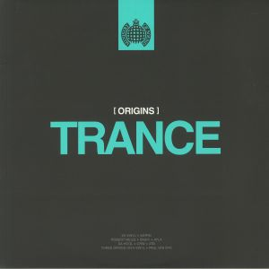 VARIOUS - Ministry Of Sound: Origins Of Trance