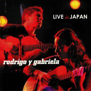RODRIGO Y GABRIELA - Live In Japan (remastered)