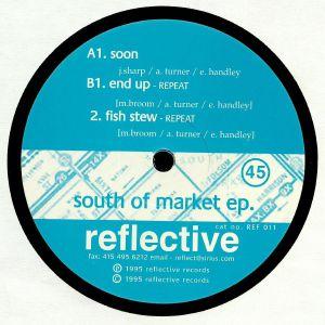 SHARP, J/A TURNER/E HANDLEY/M BROOM - South Of Market EP (warehouse find)